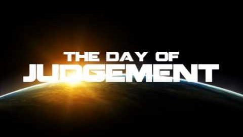 Live like it's Judgement Day
