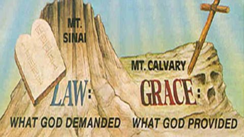 Twenty points about Law and Grace