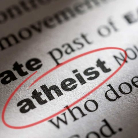 Why does the word Atheist exist?