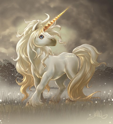 Unicorns are real and in the Bible