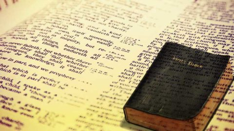 The 100 most-read Bible verses