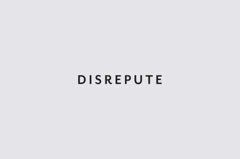 How easy it is to put something into disrepute