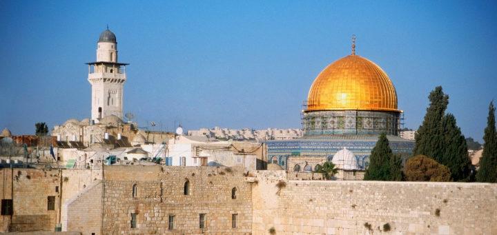 Jerusalem a Heavy Stone