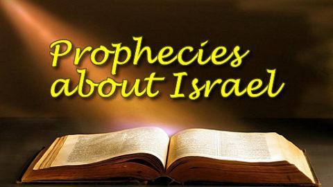Biblical Prophecies of Israel