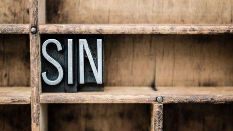 Sins that God really hates