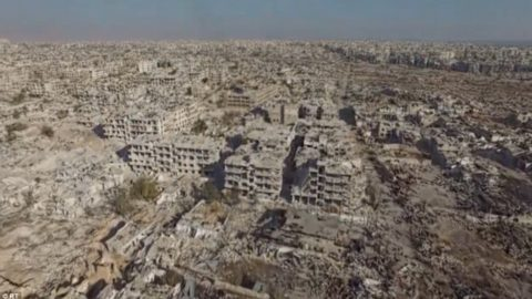 Will Damascus be destroyed?