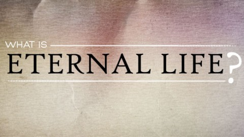 Eternal life is this