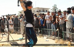 Crucifixion ISIS
