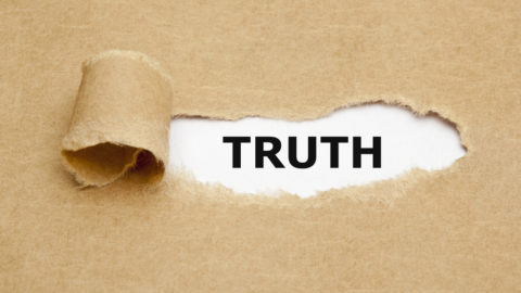 If we do not love truth, we do not love 'The Truth'