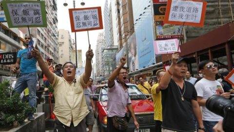 How will the Hong Kong protests end?