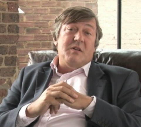 Steven Fry on why there is no God