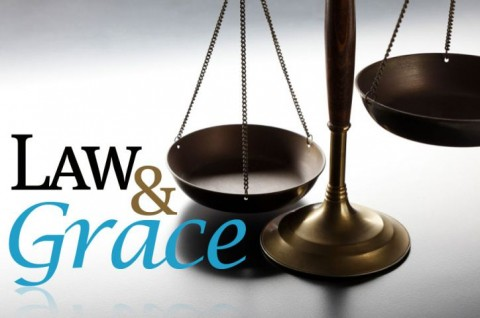 Doers of the Law are saved by the grace of God