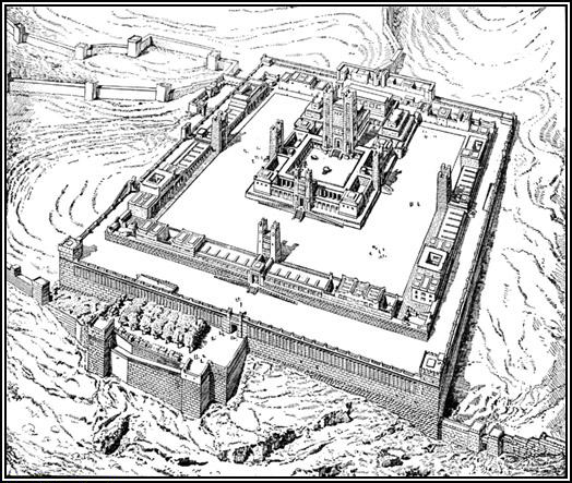 Visionary Ezekiel Third Temple