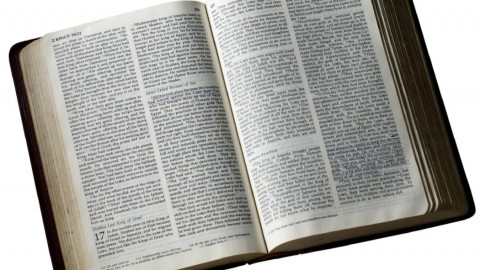 The Bible is not an end in itself
