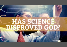 Can science disprove God