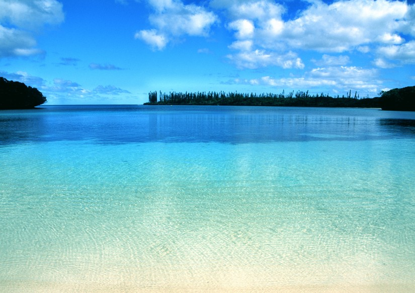 Kanumera Bay, Isle of Pines, New Caledonia