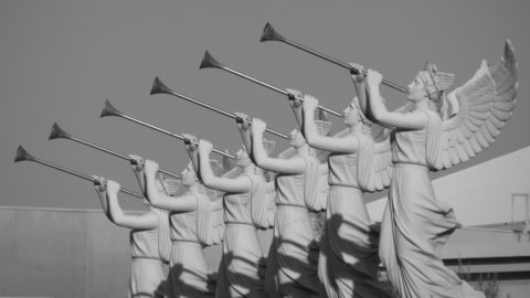Trumpets of the Apocalypse?