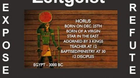 Zeitgeist refuted – The Bible defended