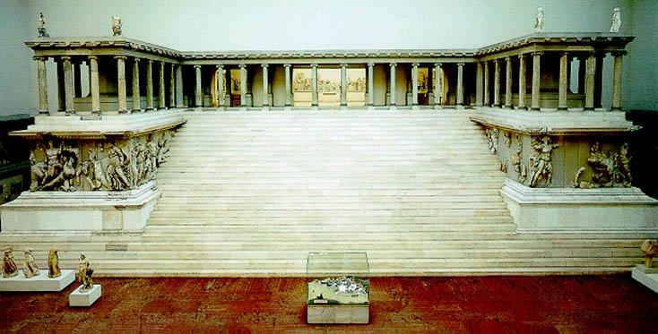 Pergamon Altar of Zeus