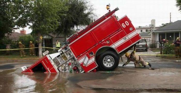 Fire Brigade fail
