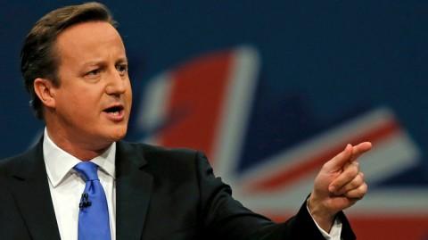 David Cameron's Easter Speech