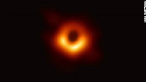 Does Enoch describe a Black Hole?