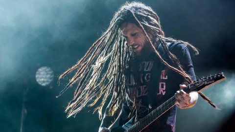 Brian Welch ('Head') of Korn explains a love only found in Jesus