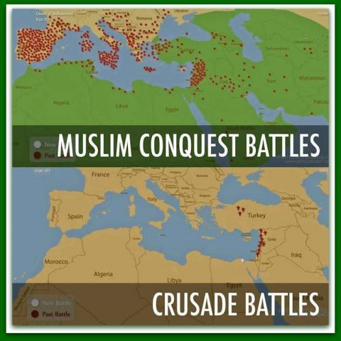 Jihad vs Crusades
