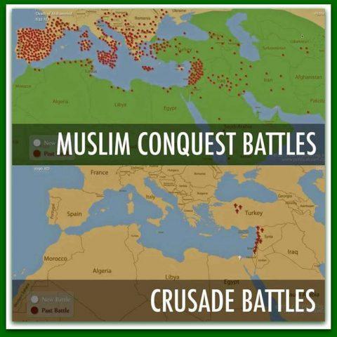 Jihad vs Crusades