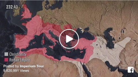 Roman Empire, Christianity, & Islam