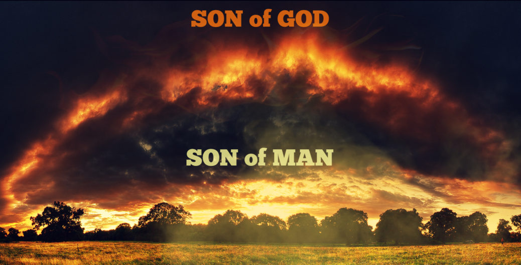 Son of God Son of man