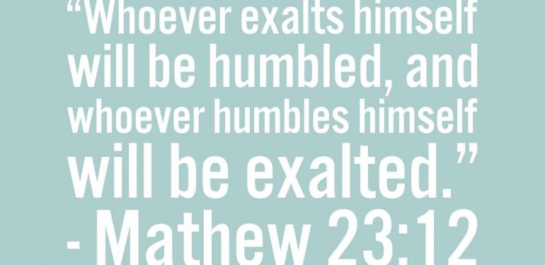 Humble Exalt