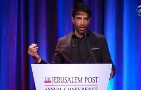 Speech from the son of Hamas commander