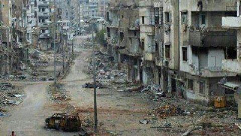 Destruction of Damascus?