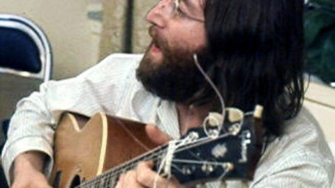 John Lennon was an Atheist, right?