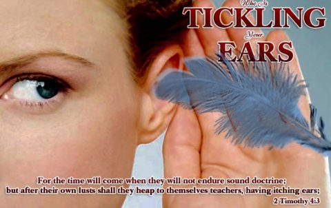"The last generation will only hear things that ""tickle their ears"""