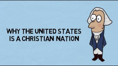 Why the United States Is a Christian Nation